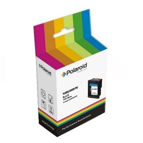 Polaroid Black Ink Cartridge Replaces HP 61BK