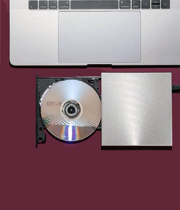 Blank DVD+R Discs
