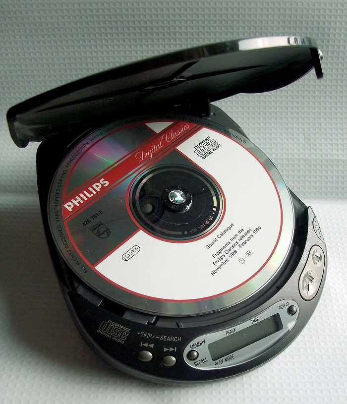 Portable CD Players