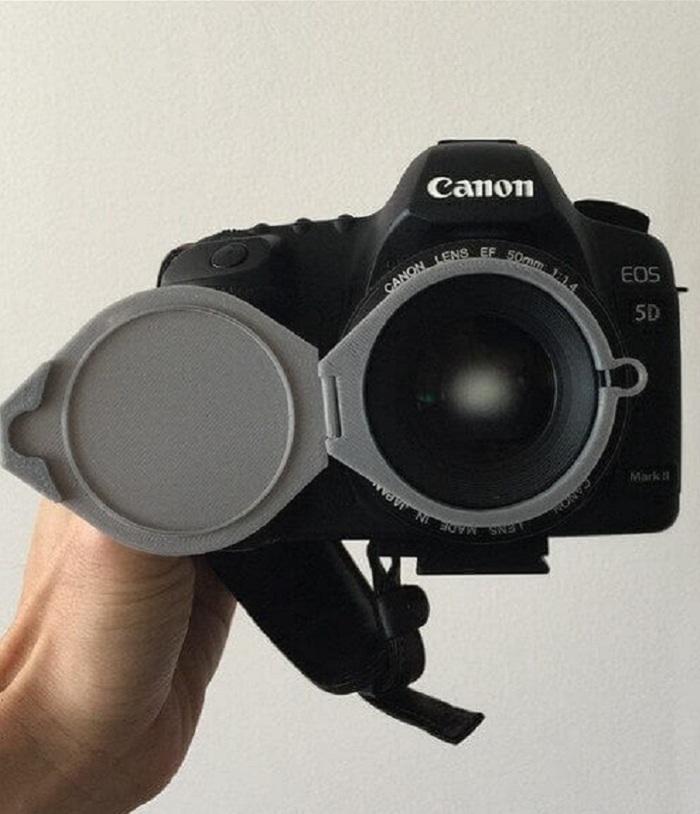 Camera Lens Caps