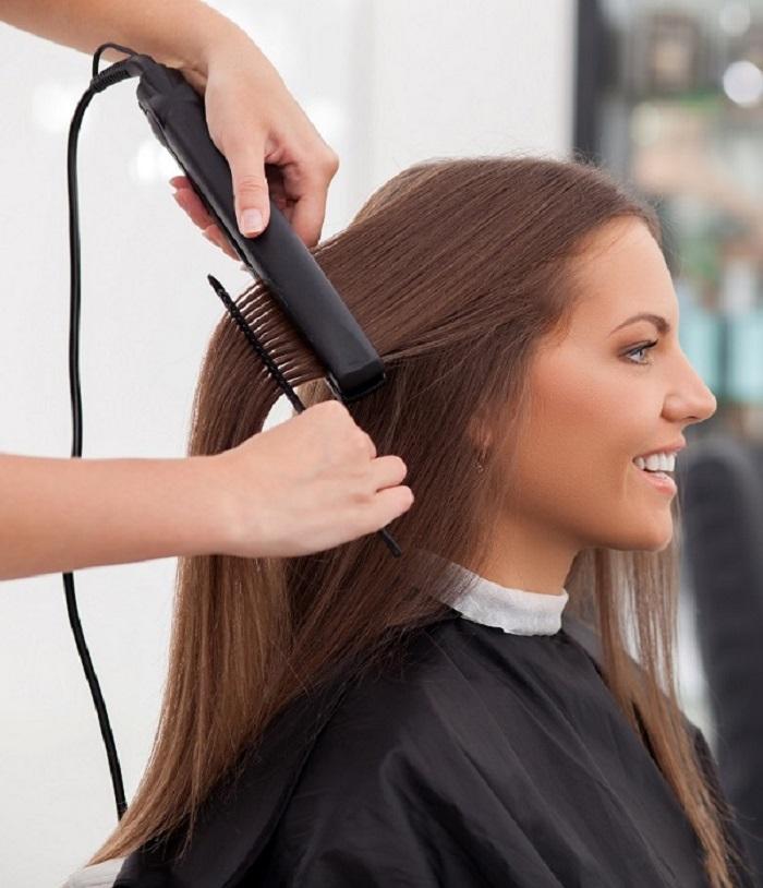 Hair Straightening Irons