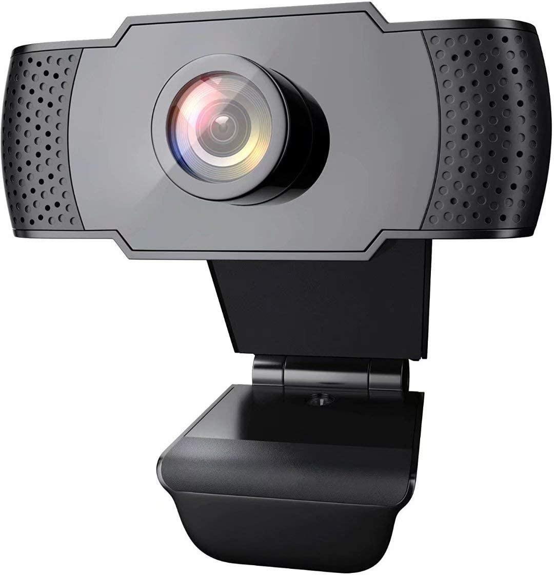 Conqueror Webcam Camera for Laptop, Desktop, and PC - CWC427