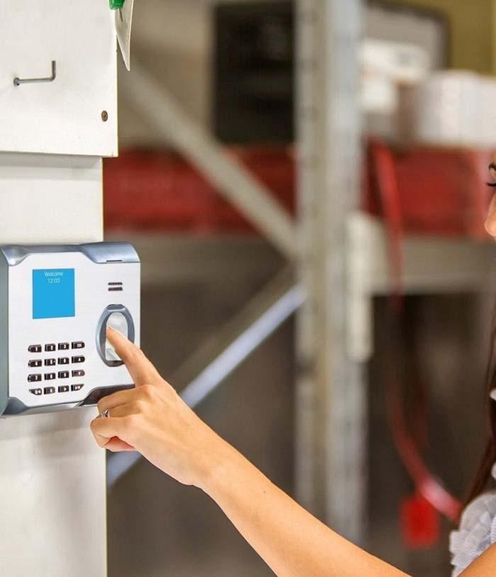 Security & Surveillance Biometrics
