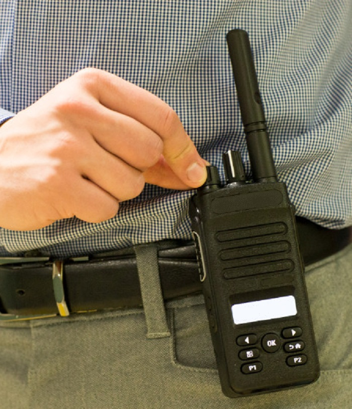 Portable FRS Two-Way Radios