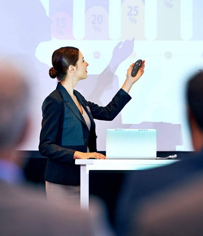 Office Presentation Remotes