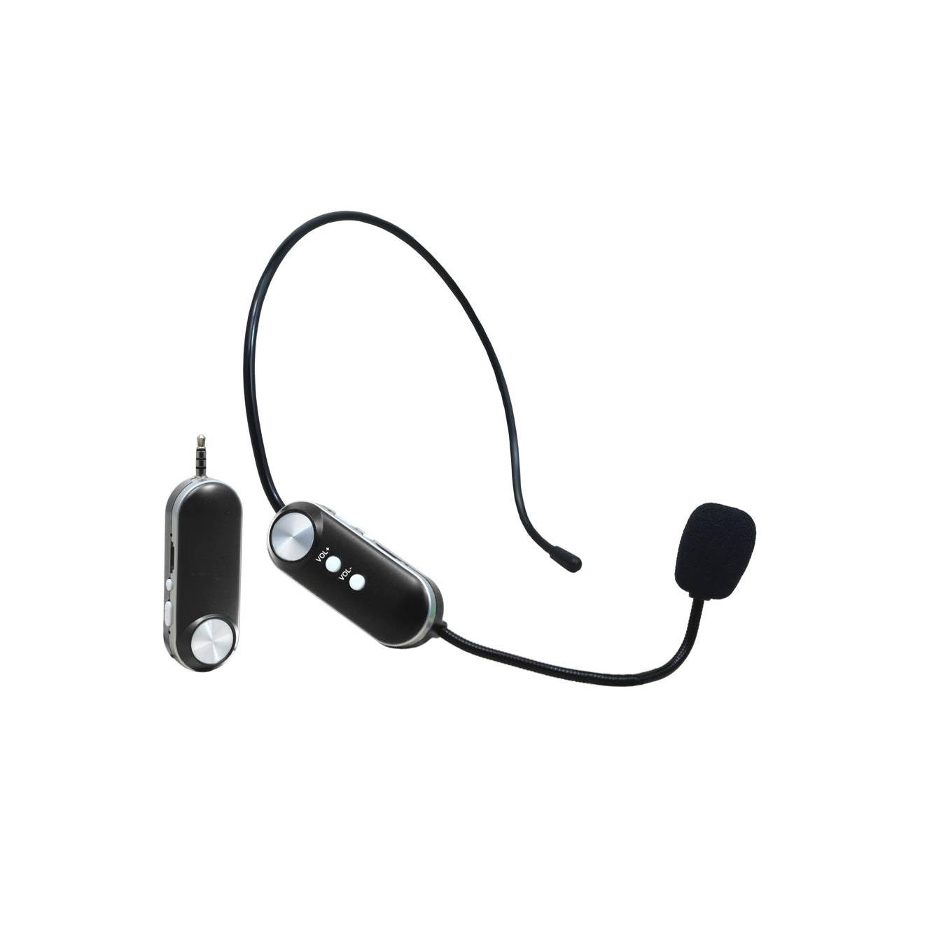 Professional Wireless Microphone UHF Headset - UHF088