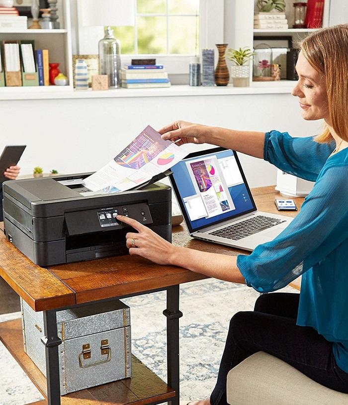 Inkjet Computer Printers