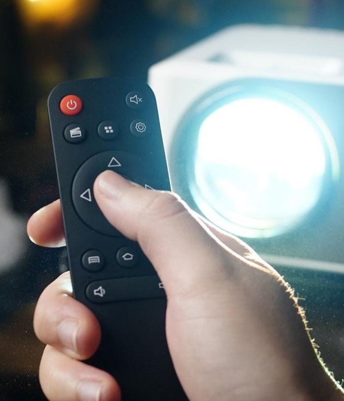 Video Projector Remote Controls
