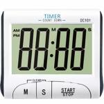 Digital Clock with Countdown Timer - DC101