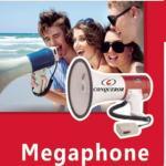 Conqueror Megaphone Speaker 50 Watt with  Volume & Voice Recording - G228