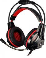 Flashfire Gaming Headset for PS4 Over-Ear with Stereo Surround Sound and Noise-Reducing Microphone - AW100