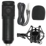Conqueror Professional Stereo Recording Microphone Condenser Microphone with 3.5mm Plug - BM800