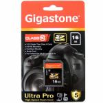 Gigastone Memory SD 16 GB with Adapter Class 10 - M140C