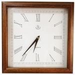 Woodpecker Quartz Analog Round Wall Clock 36 x 36 cm - 7376
