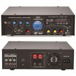 Conqueror 200 Watt 2 Channel UFB Stereo System Audio Speaker Power Amplifier Receiver with AUX CD Input USB Bluetooth - PSM6
