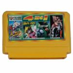 Game Cartridge 4 in 1 Card for 8 Bit Game Console - GAS32