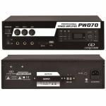 Conqueror 120 Watt 2 Channel UFB Stereo System Audio Speaker Power Amplifier Receiver with AUX CD Input USB Bluetooth MP3 - PW070