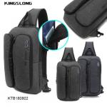 Kingslong Case Multi Compartments with Shoulder Strap Fits up to 11