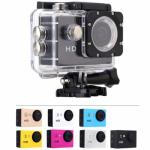 Wi-Fi Sports Action Camera Full HD Waterproof DV Camcorder 12MP 170 Degree Wide Angle with Mounting Kit - X1W