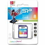Memory SD Card 8 GB SDHC Class 4 SP - M139BB